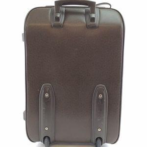 Garment Pegase 55 Taïga Leather Travel Bag